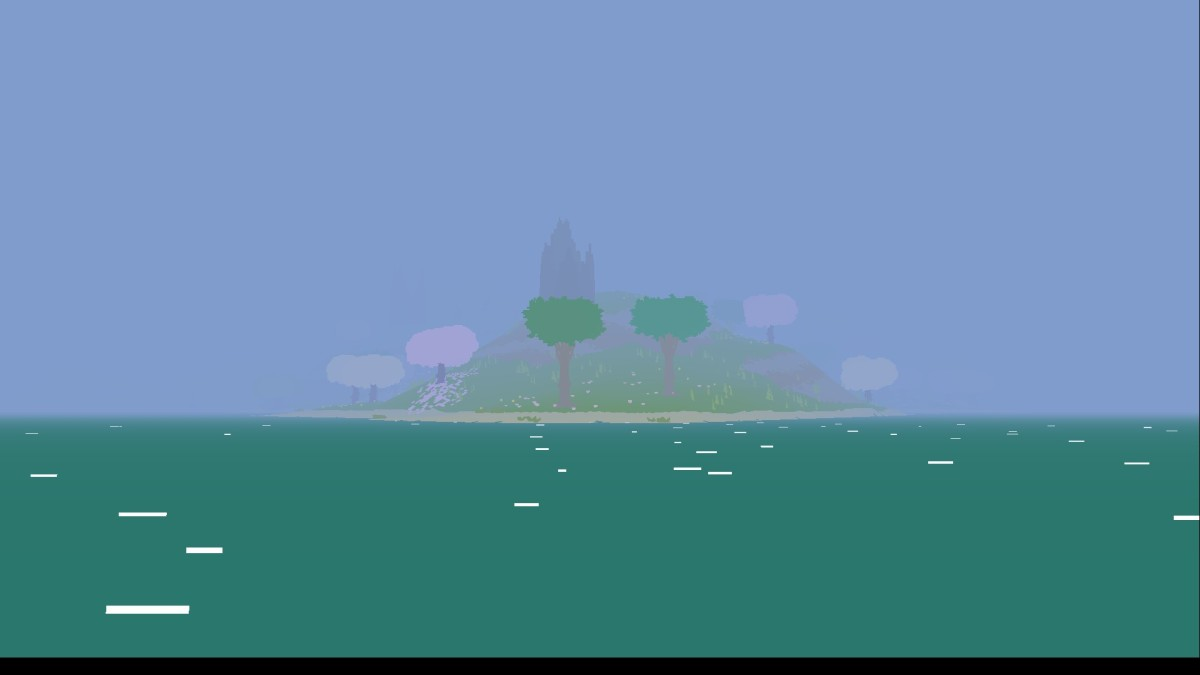 Proteus – Art in video games