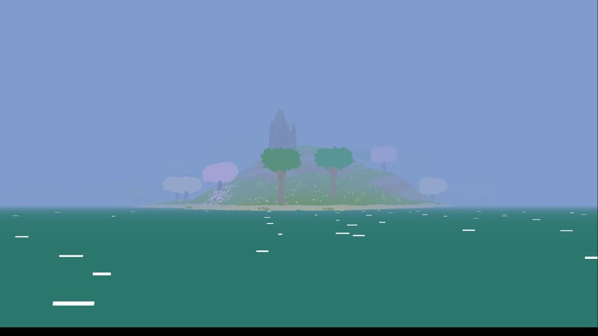 Proteus – Art in videogames