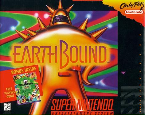 Yes, I'm talking about Earthbound!