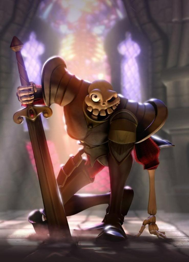 Sir Daniel Fortesque