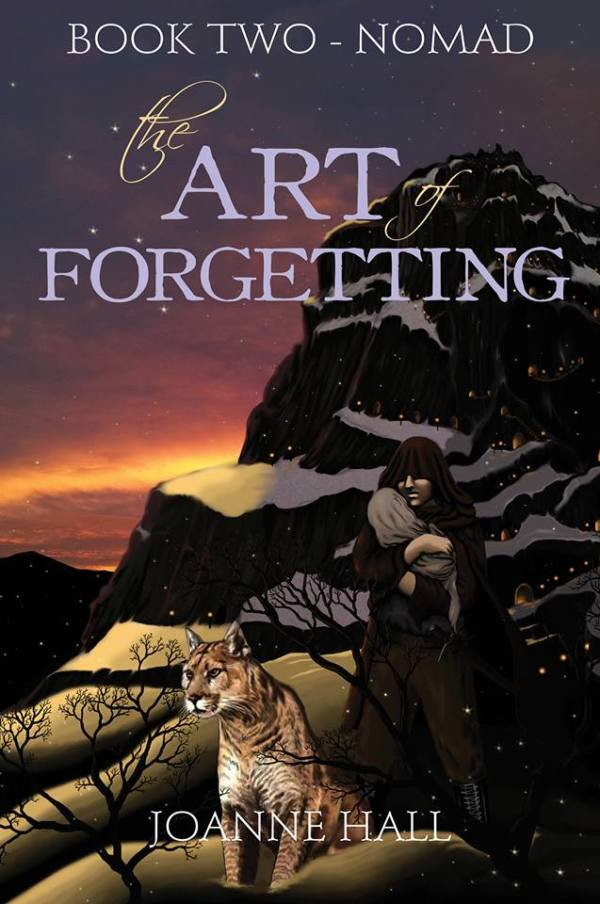 Part two of The Art of Forgetting - Nomad!