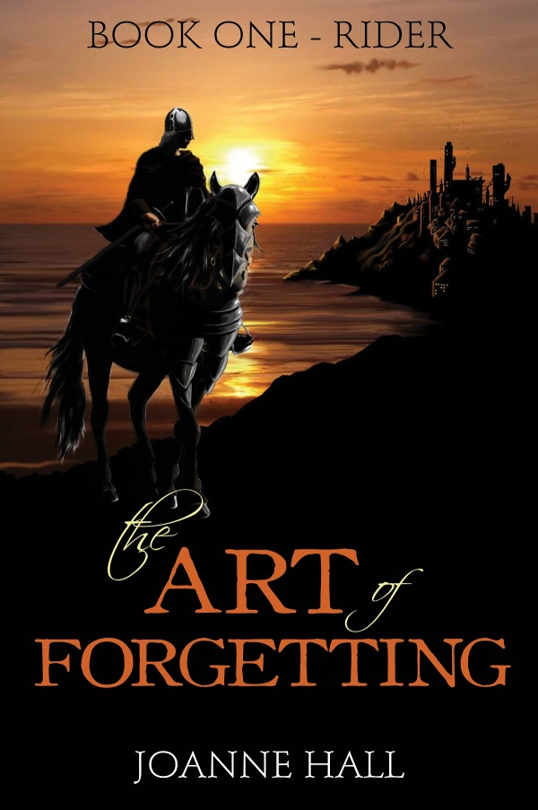 The first in the two part story: The Art of Forgetting. It's a wonderful read!