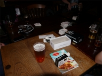 Beer and CAH