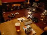 Beer. Card Games. Books. Awesome.
