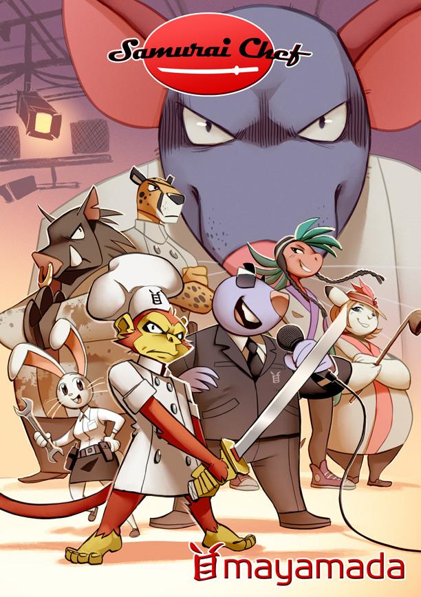 Who are Mayamada + Samurai Chefreview