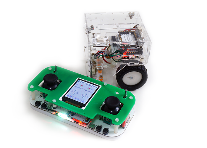 Microduino Robotics
