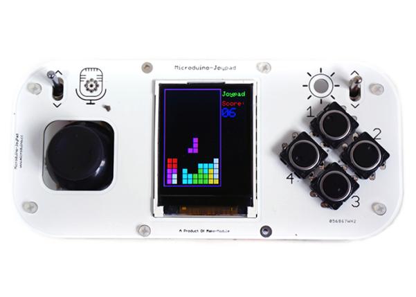 Microduino w Tetris