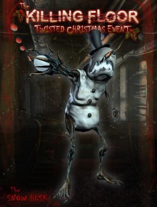 The Christmas Husk