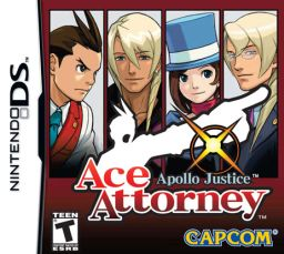 Next Cosplay Project – Apollo Justice