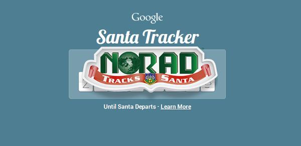 Geeky Santa Hunt
