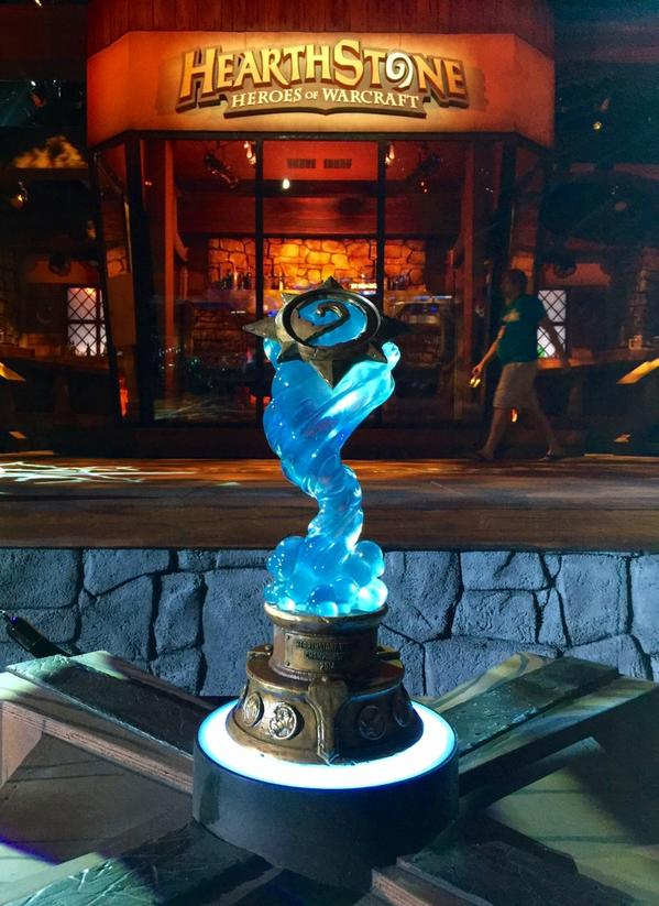 Hearthstone Trophy