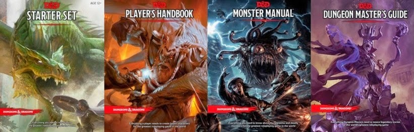 D&D 5th Edition – Dungeon Master's Guide