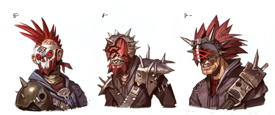 Oh look! Borderlands concept art. Never saw that coming
