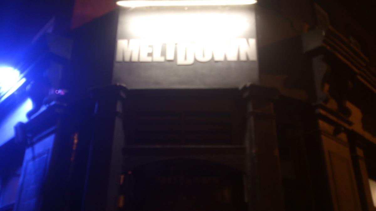 Meltdown London