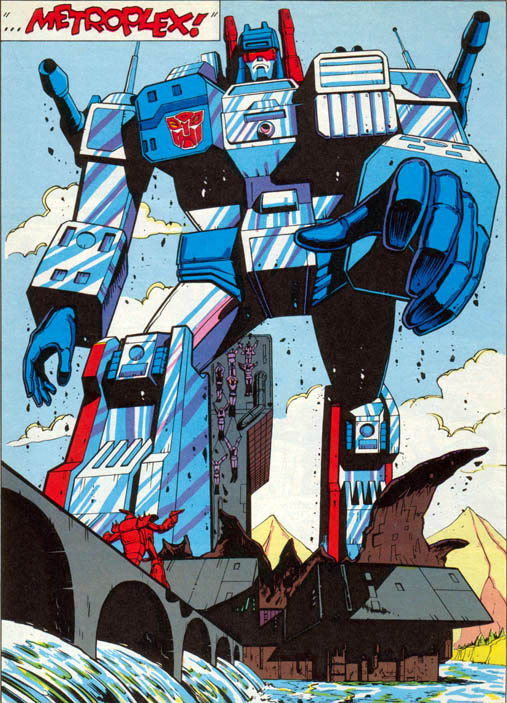 Metroplex thanks you for picking him, Rox!