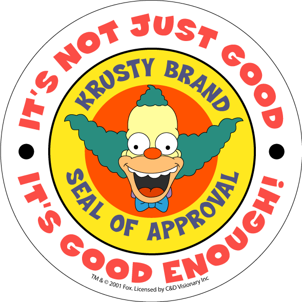 Krusty_s_Seal_of_Approval_by_KrnBgn