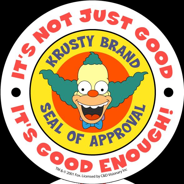 Krusty_s_Seal_of_Approval_by_KrnBgn