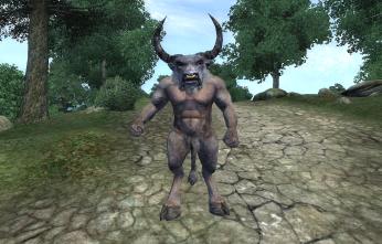 Minotaur_Creature