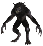 Werewolf_from_Skyrim