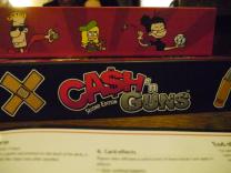 Cash 'n Guns - It's brilliantly good fun!