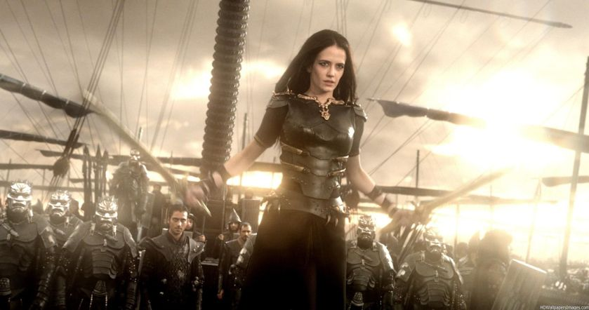 Eva-Green-300-Rise-Of-An-Empire-HD-Images