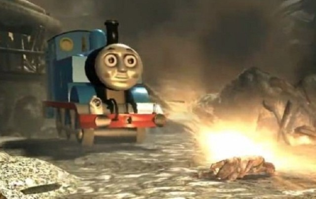Skyrim Thomas the Tank