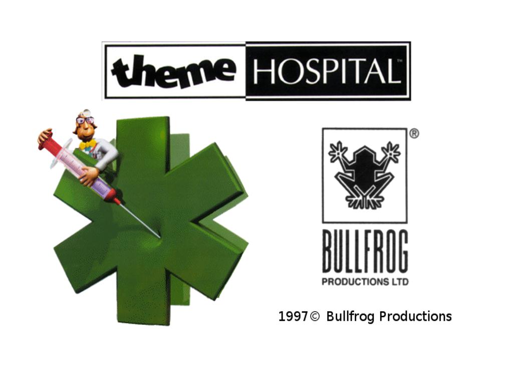 Windback Wednesday – ThemeHospital