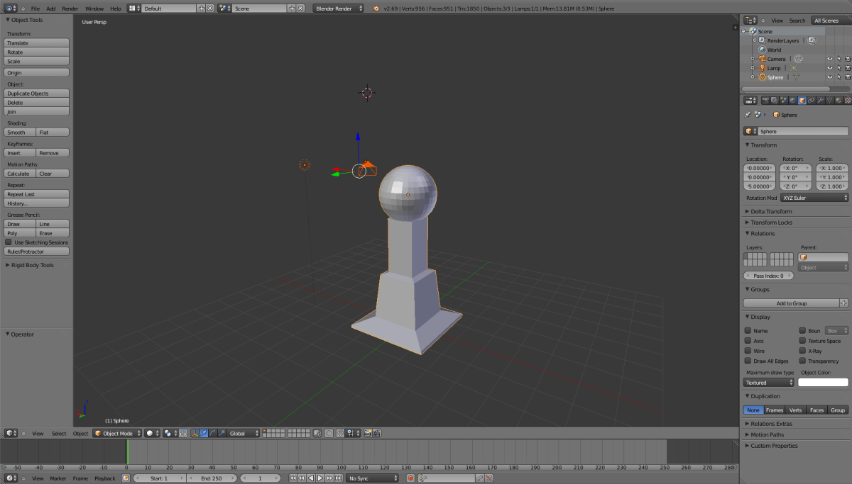 Game Design with Timlah – 3D Models