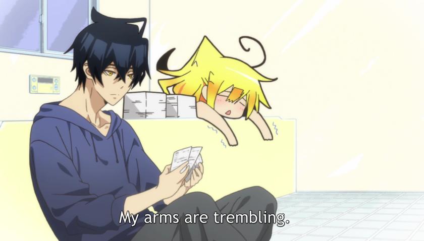 Tatsumi and Wakasa