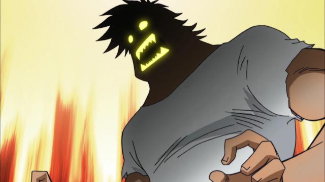 Angry Matsutaro