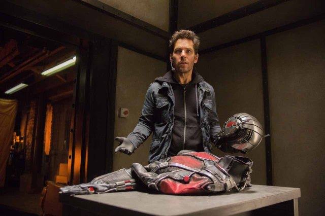 Marvel's Ant-Man..Scott Lang/Ant-Man (Paul Rudd)..Photo Credit: Zade Rosenthal..? Marvel 2014
