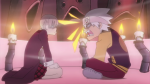 Soul and Maka Bickering