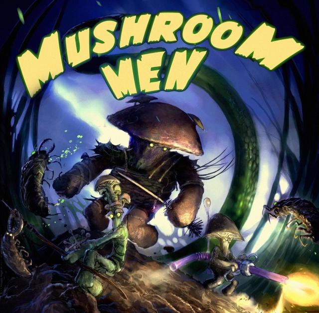 mushroom-men