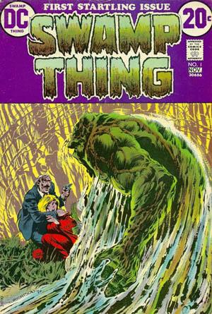 Swamp Thing
