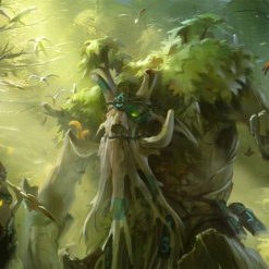 Treant Protector Dota 2 Wallpaper 02