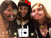 Our resident GhostBunny did some amazingly cute pictures with GeekOut members!