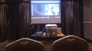 Screening of short films