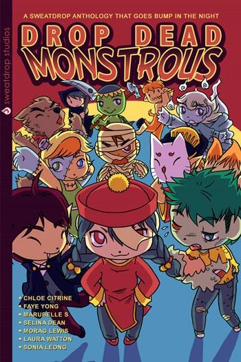 Comic Review – Drop DeadMonstrous
