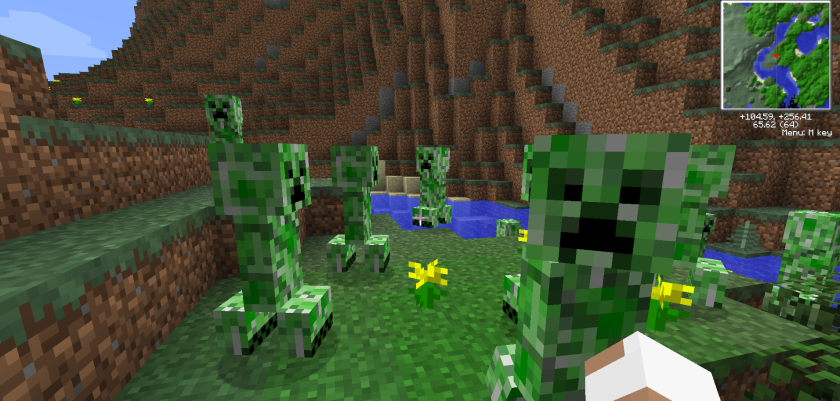 Creepers Valley