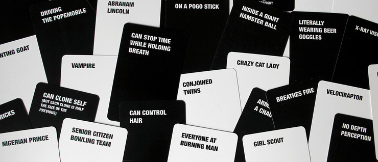 Card Game Review – Superfight!
