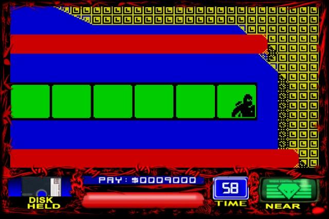 Screenshot from the original game.