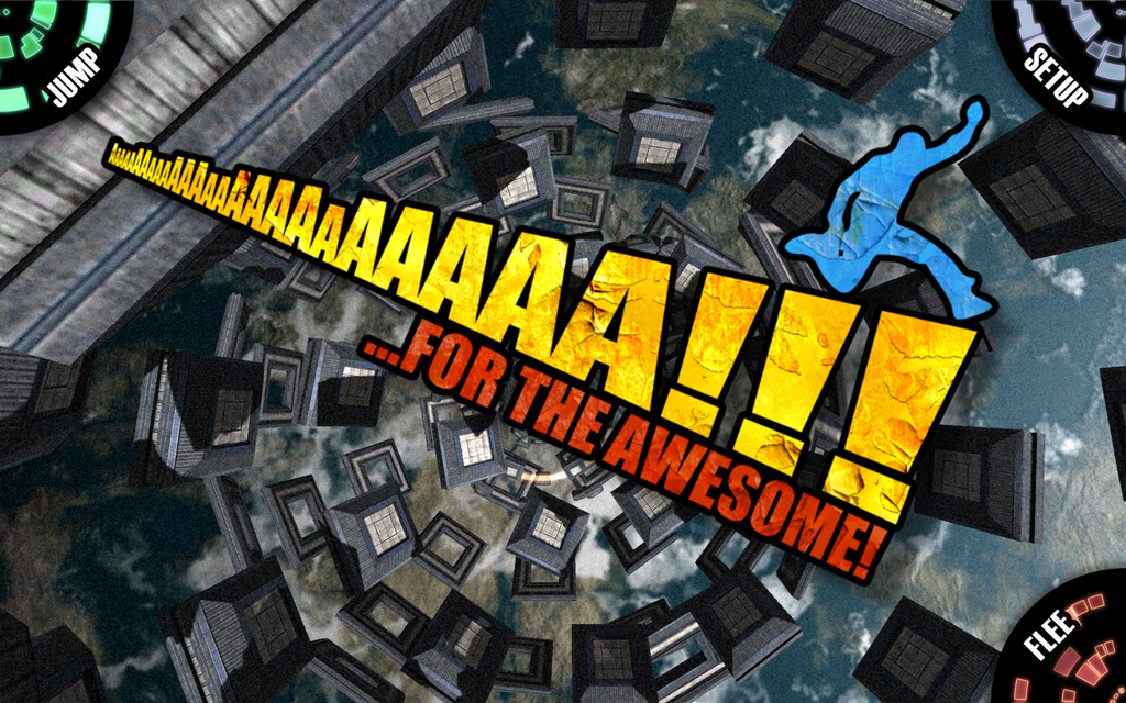 Video Game Review – AaaaaAAaaaAAAaaAAAAaAAAAA!!! for the Awesome