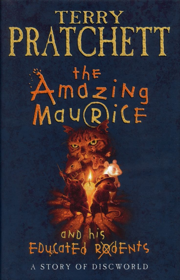 Review – The Amazing Maurice And His Educated Rodents