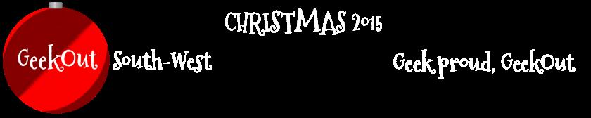 GeekOut South-West Geek Proud Christmas