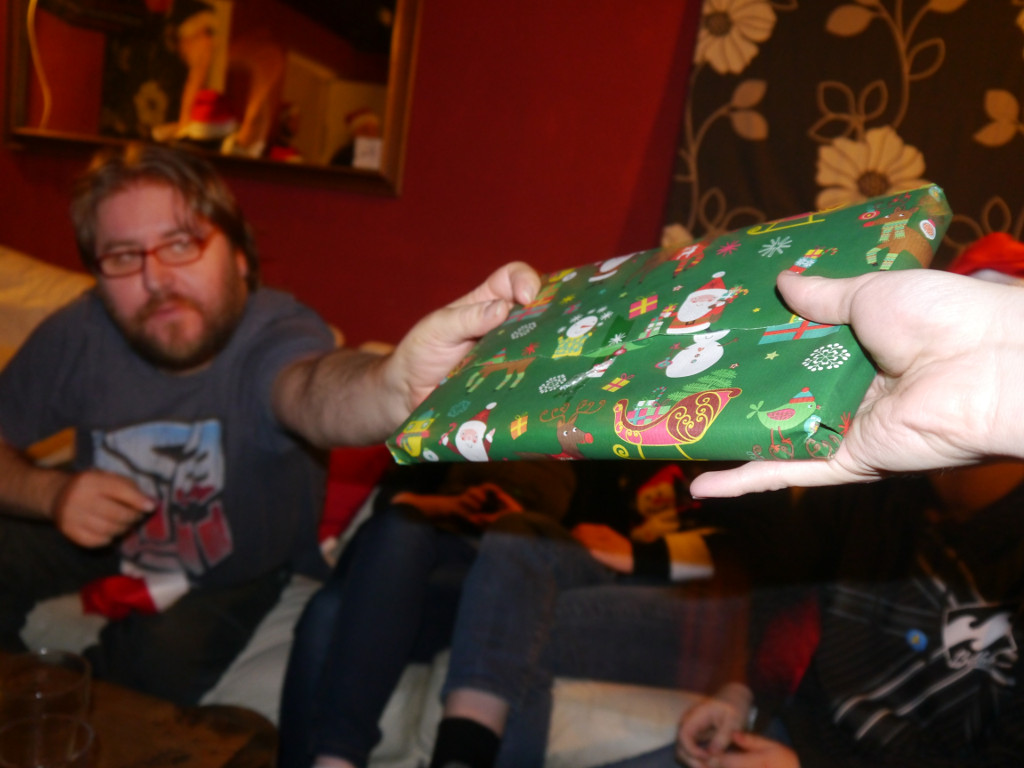 GeekOut Bristol Meet – December 7th: The Hogfather's Here!
