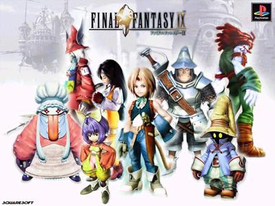 FFIX_characters
