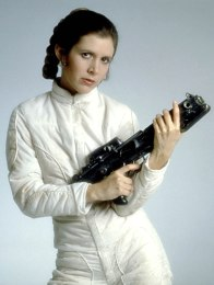 Leia on Hoth - Star Wars