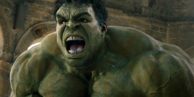 The Hulk - Marvel
