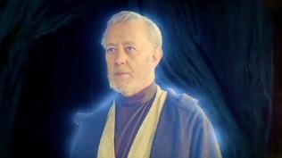 Obi-Wan's ghost - Star Wars