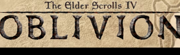 The Elder Scrolls IV: Oblivion Logo